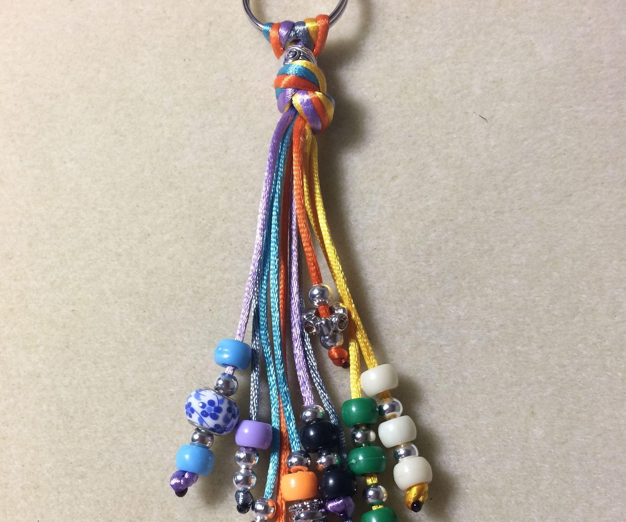 Fun & Playful Keychain Keychain, Crafts, Fun