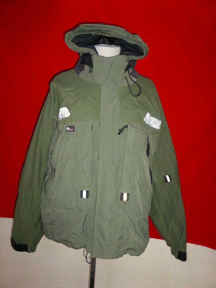 Vintage Ralph Lauren Polo Sport RLX GoreTex Jacket Coat