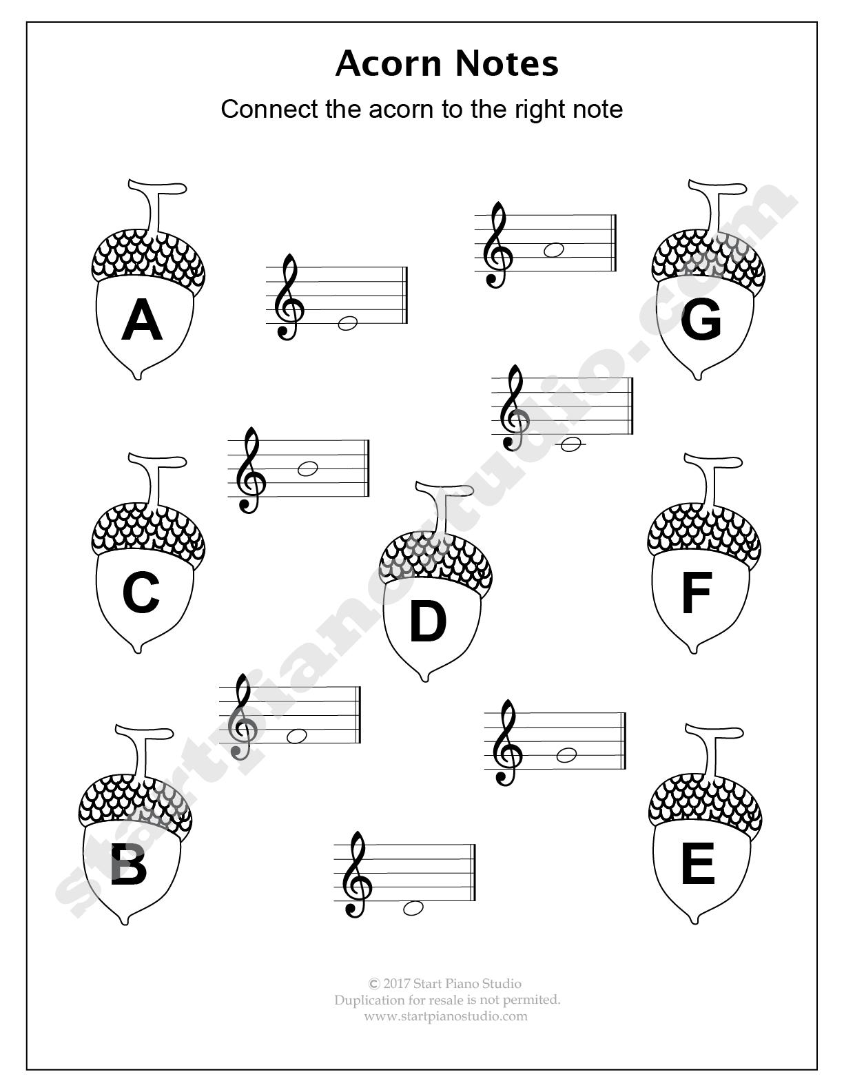 Fall Theory Printables Start Piano Studio Piano Theory Worksheets Piano Studio Piano Notes For Beginners [ 1585 x 1225 Pixel ]