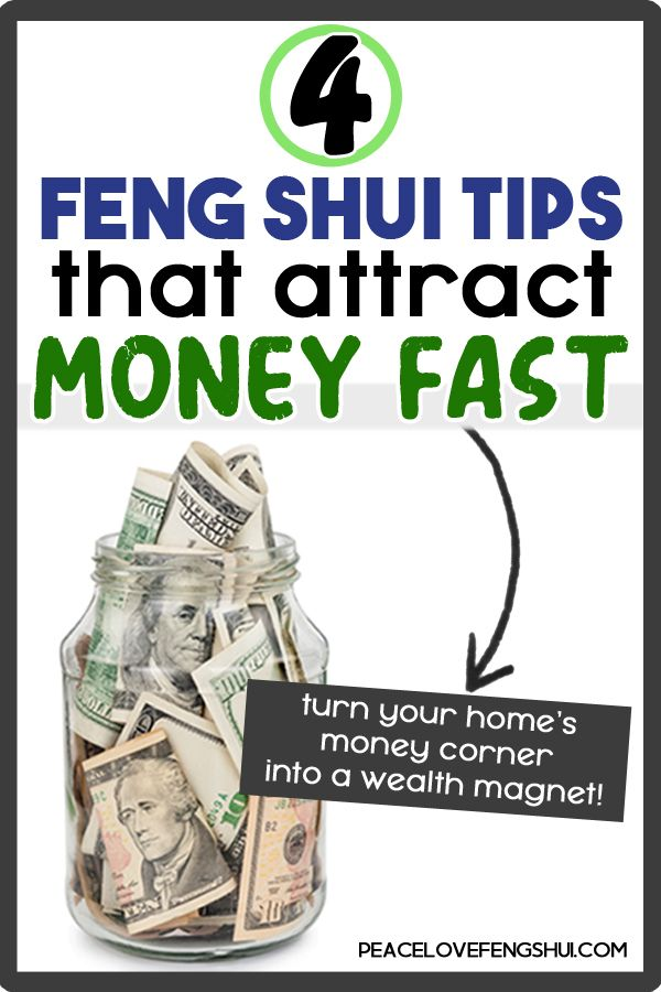 4 feng shui tips that turn your home into a money