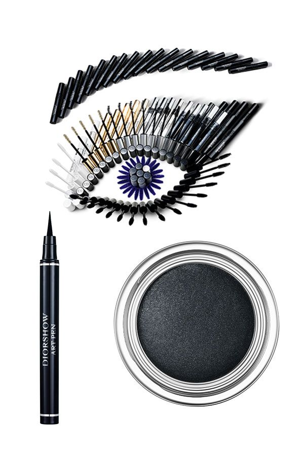 Let Dior help you bring out your eyes!