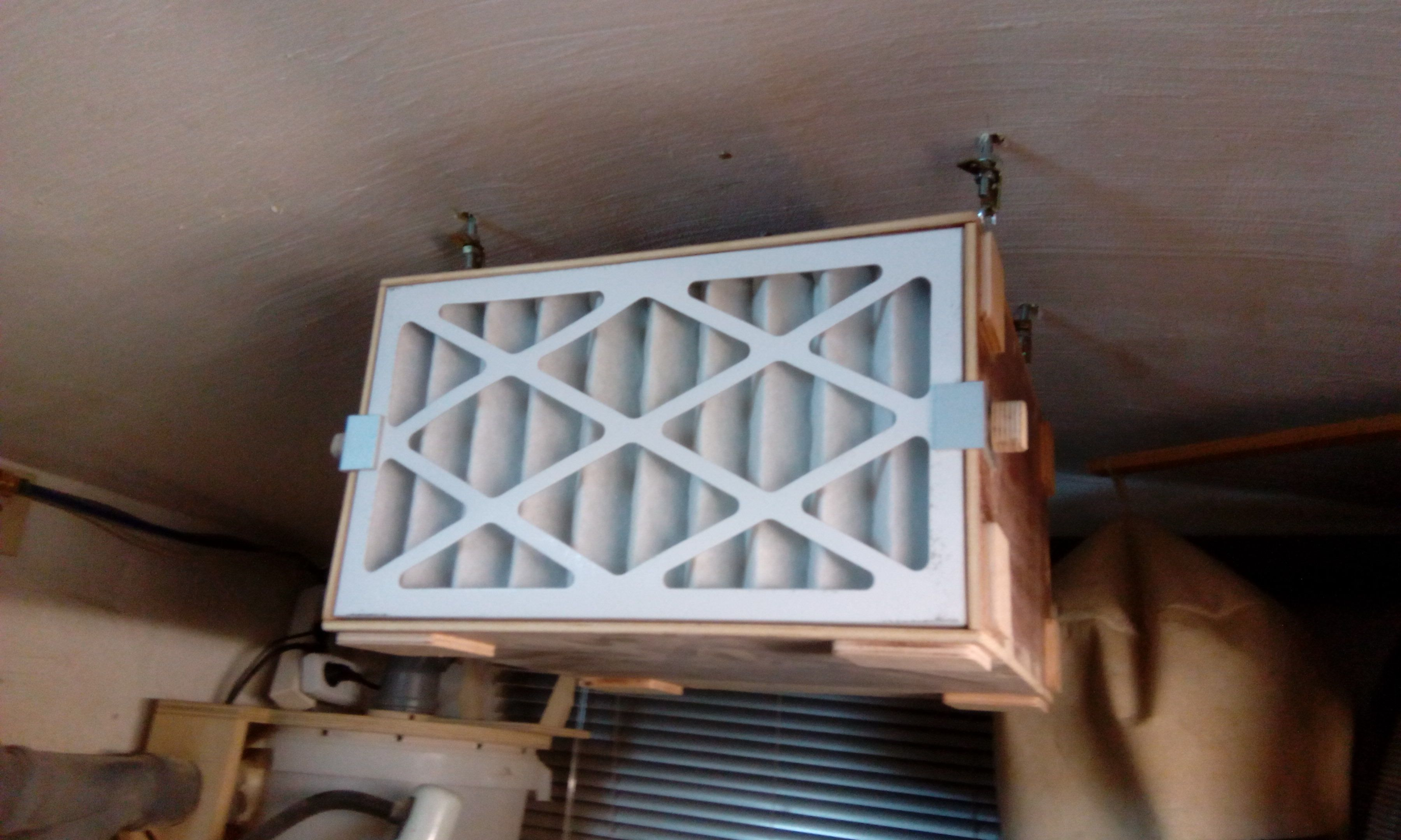 air cleaner luftfiltersystem bauanleitung zum selber bauen troppy s projekte. Black Bedroom Furniture Sets. Home Design Ideas