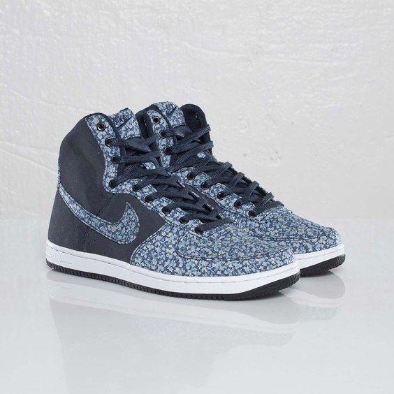 finest selection 010c1 24292 Nike - Wmns Air Force 1 Light Hi Lib - 540854-400 - Sneakersnstuff, sneakers    streetwear på nätet sen 1999