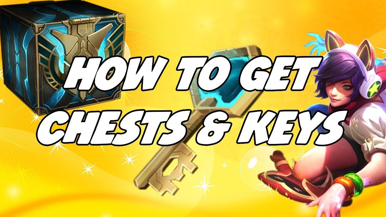 League: How to Get Chests & Key Fragments! https://www.youtube.com/watch?v=CoPShPeMIZA #games #LeagueOfLegends #esports #lol #riot #Worlds #gaming