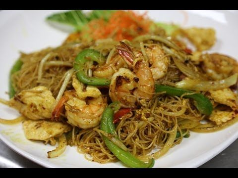 Ching he huang chinese food made easy singapore style noodles ching he huang chinese food made easy singapore style noodles youtube forumfinder Choice Image