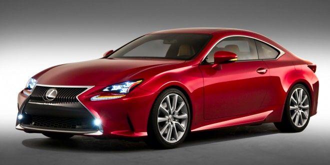 اسعار و صور السيارة لكزس ار سي كوبيه 2014 Lexus Rc Coupe 2014 Lexus Car Car Personalization