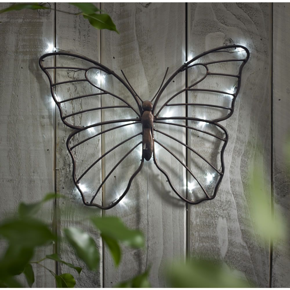 Set of 3 LumiSol Solar Floating Pool Lights 1 Hummingbird and 2-Dragonfly
