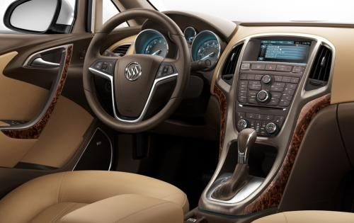 Buick Verano Interior Check One Out At Potamkin Nyc