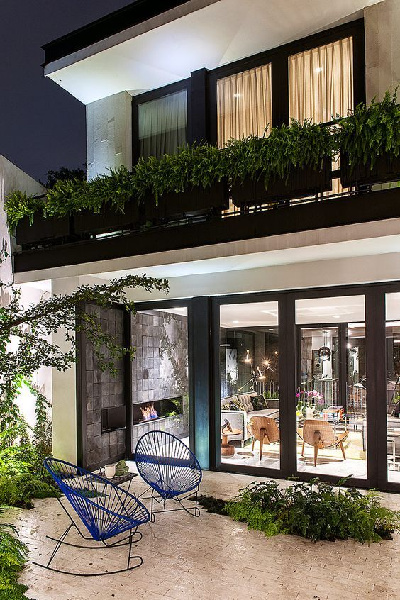 Casa Lomas Altas Arquitectura Moderna Pinterest Home House