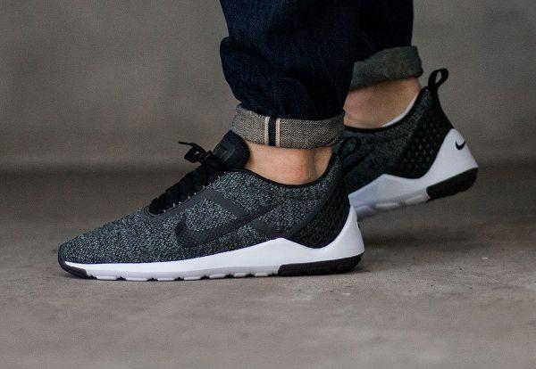 Nike Lunarestoa 2 SE Black Anthracite Grey pas cher (2)  01b0e6fee4