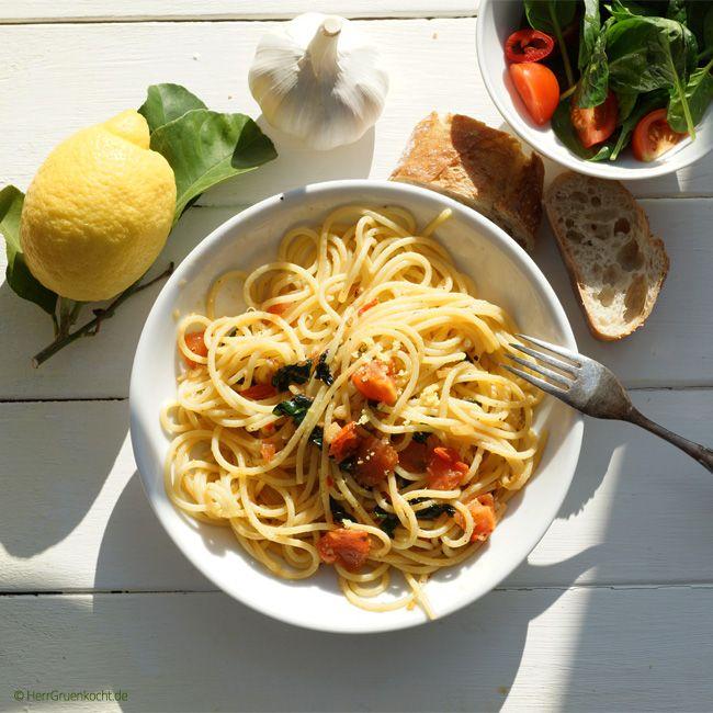 Herr Grun Kocht Vegetarisch Veganer Foodblog Lebensmittel Essen Knoblauchol Rezepte