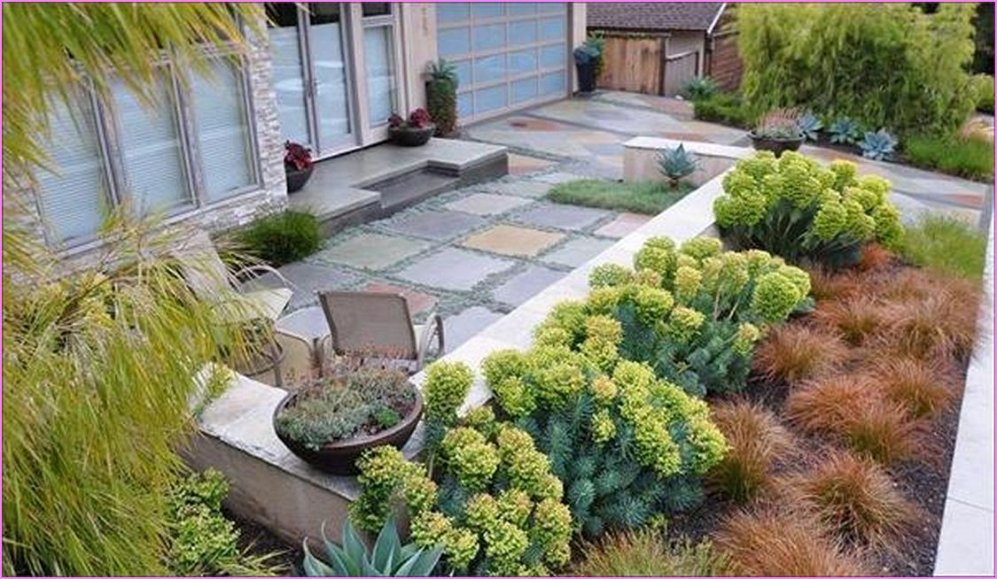 Landscape Designs Without Grass House Updates - Reference