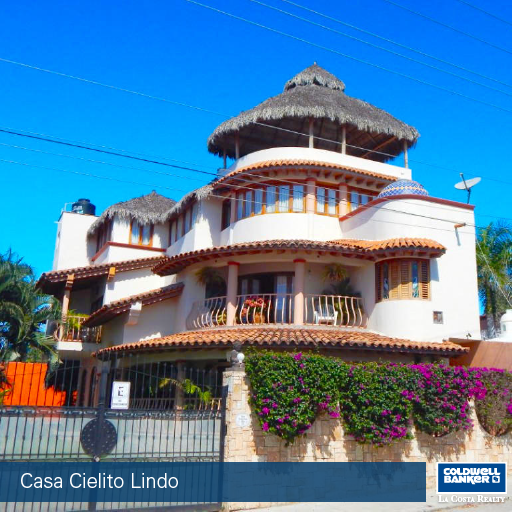 Casa Cielito Lindo | USD$711,000 (5 bd | 8 ba | 5,261.64 sq.ft.)  Beautiful property in the heart of Bucerias in Zona Dorada, just 4 short blocks from the beach. This home has been an award winning Bed & Breakfast, but would also make a fabulous family...http://bit.ly/1KNy0oM  Marilyn Newman marilyn@cblacosta.com  ‪#‎bnb‬ ‪#‎bedandbreakfast‬ ‪#‎puertovallarta‬ ‪#‎rivieranayarit‬ ‪#‎coldwellbanker‬