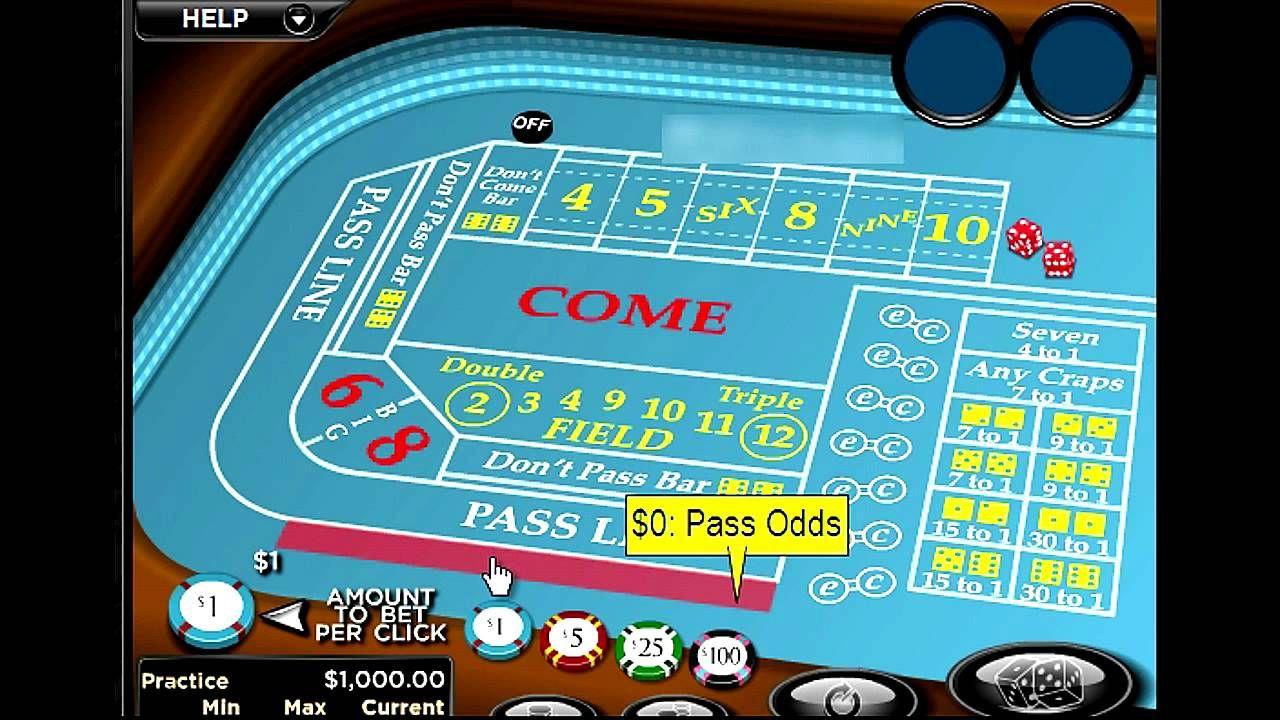 Make Money Playing Craps