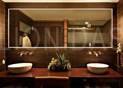 Led Badezimmerspiegel ~ Led spiegel reflecta spiegel badspiegel spiegel led