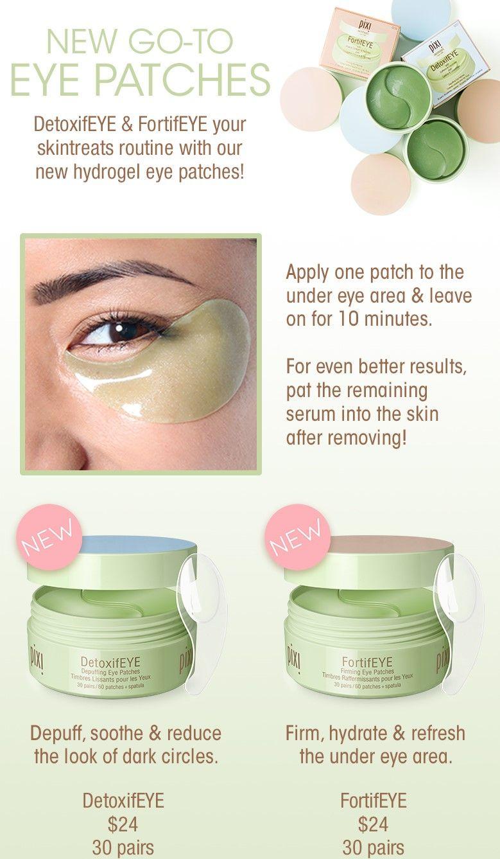 Eye Patches Pixi Beauty Pixi Beauty Anti Aging Beauty Secrets