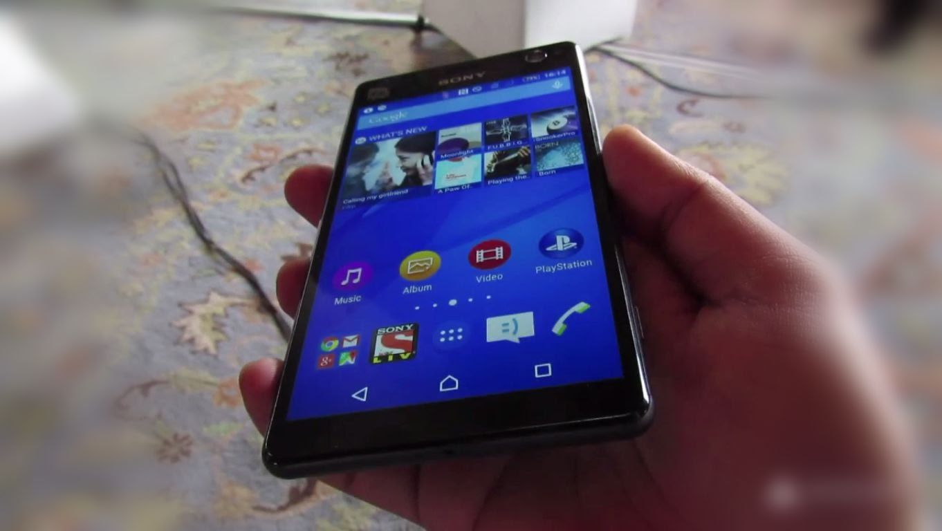 Sony Xperia C4 Review Camera And First Impressions C 4
