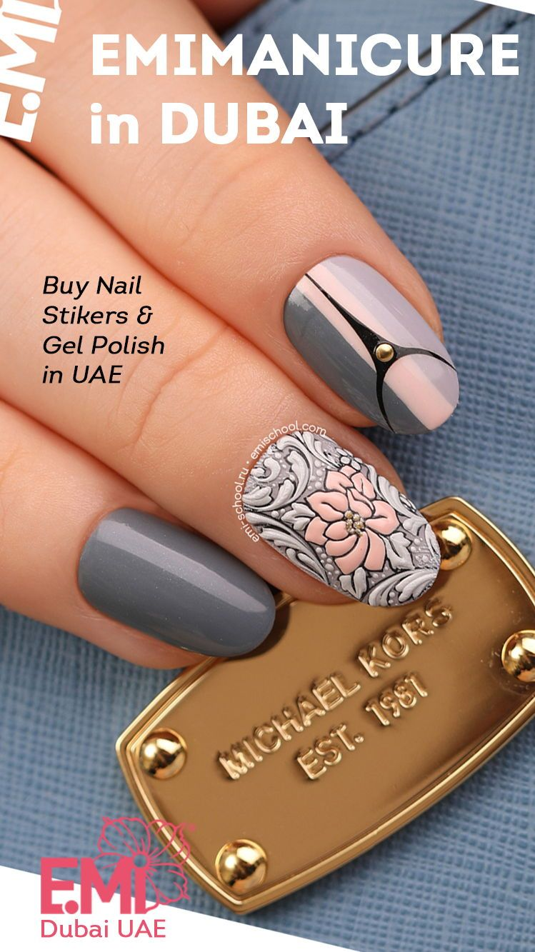 Creative 3d Nail Design Ideas For Winter Lots Of Nail Design Ideas
