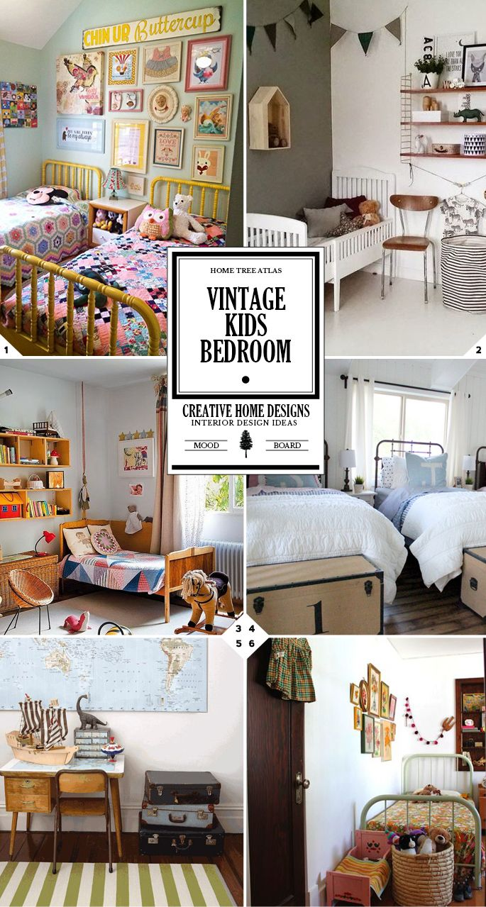 New Vintage Decor Ideas Pinterest