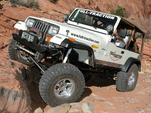 Jeep Yj With Bolt On Srs Soa Kits Jeep Wrangler Yj Jeep Yj Jeep