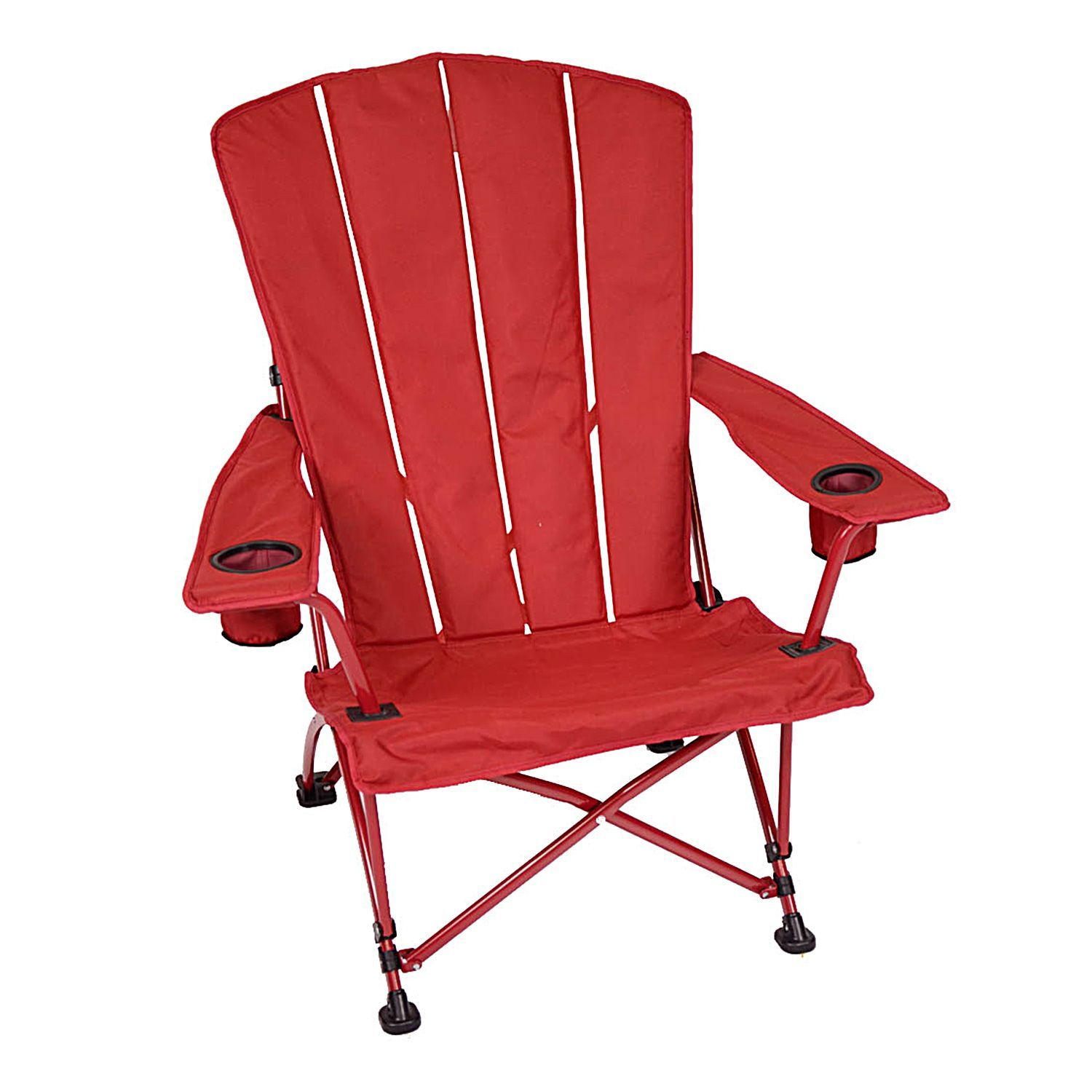 Foldable Adirondack Chair Red Sam s Club Most fortable camp chair