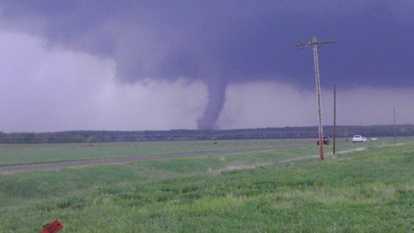 One of the April 14 tornadoes