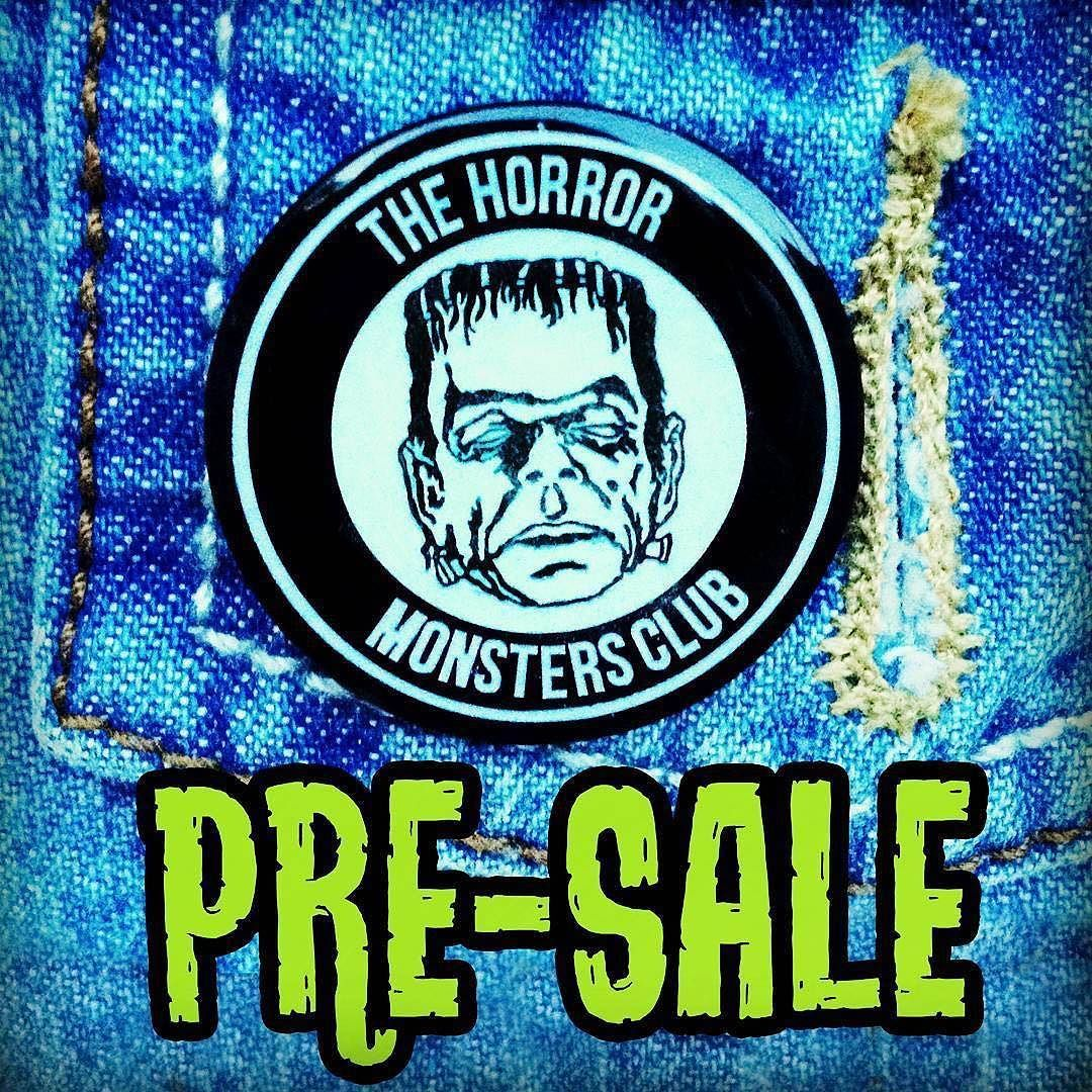 """#Repost @spookshop  Pre-order now!!! """"The horror monsters club"""" Glow in the dark enamel pin. Join the club!! Shipping will be on 27/08 Link in bio! Limited to 100  #spookshop #horrorfilm #horrormonsters #horrorcollector #themonster #monsterclub #frankenstein #patchgame #pingame #enamelpin #pinstagram #pinsale #pingamestrong    (Posted by https://bbllowwnn.com/) Tap the photo for purchase info. Follow @bbllowwnn on Instagram for more great pins! #pinmakerssupergroup"""