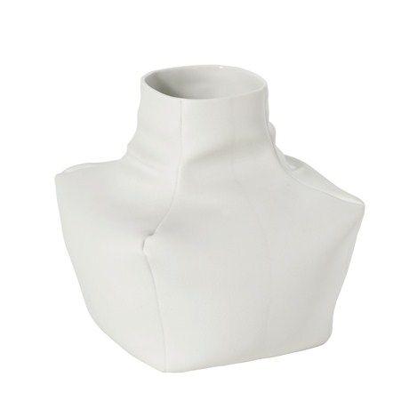 Leather vase square - Madieke Fleuren