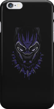 Panther iPhone Case & Cover by Neeox