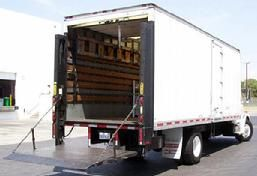 Bobtail Truck With Liftgate 24 Bobtail With Air Ride And 4400lbs