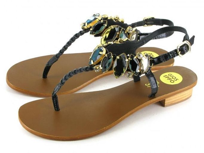Sandalias joya de Gioseppo