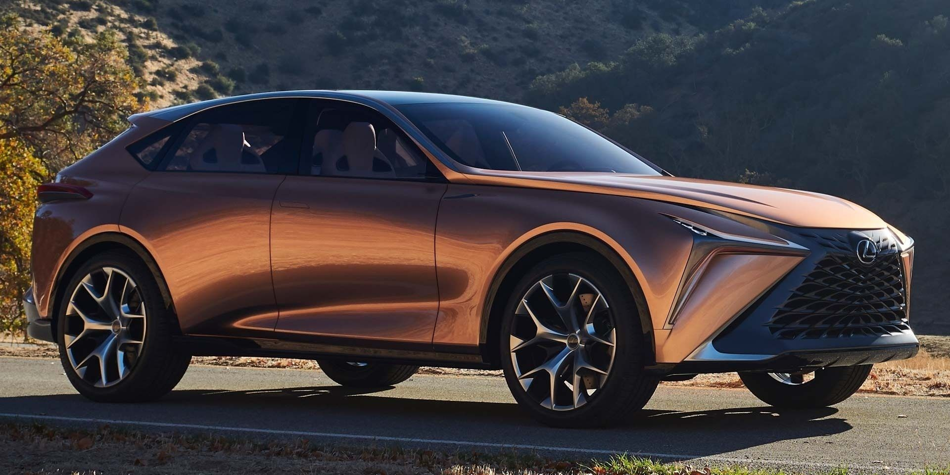 Lexus Latest Models >> 2019 Lexus New Models Concept
