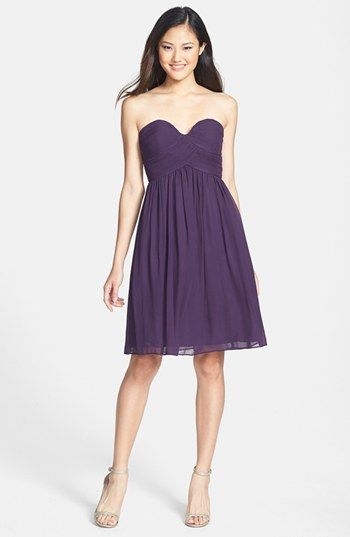 Purple Bridesmaid Dresses | Morgan morgan, Donna morgan and ...