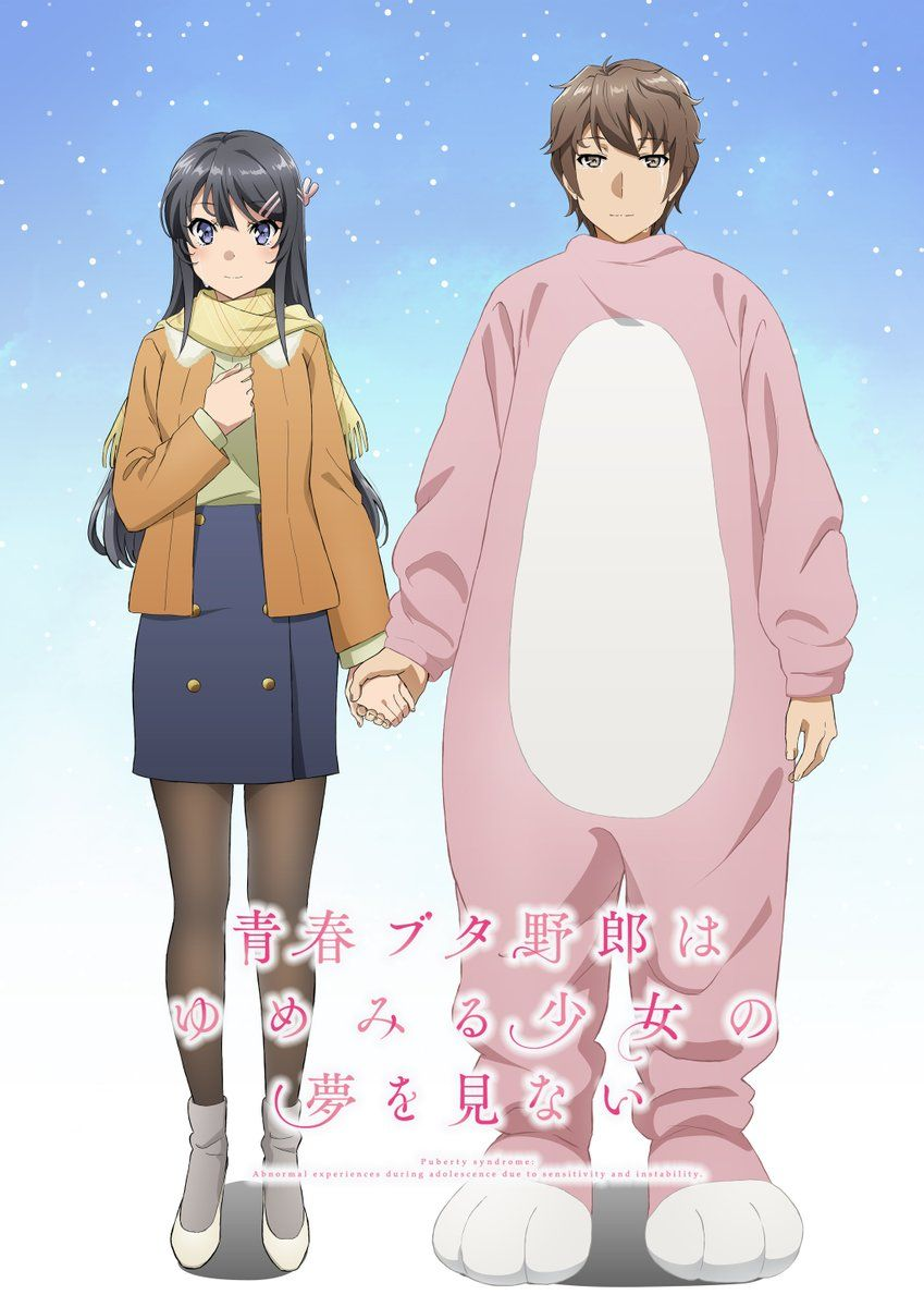 Pin On Rascal Does Not Dream Of Bunny Girl Senpai
