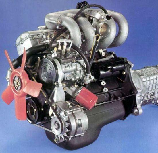 Bmw M10 Engine: BMW 2002 Tii Engine