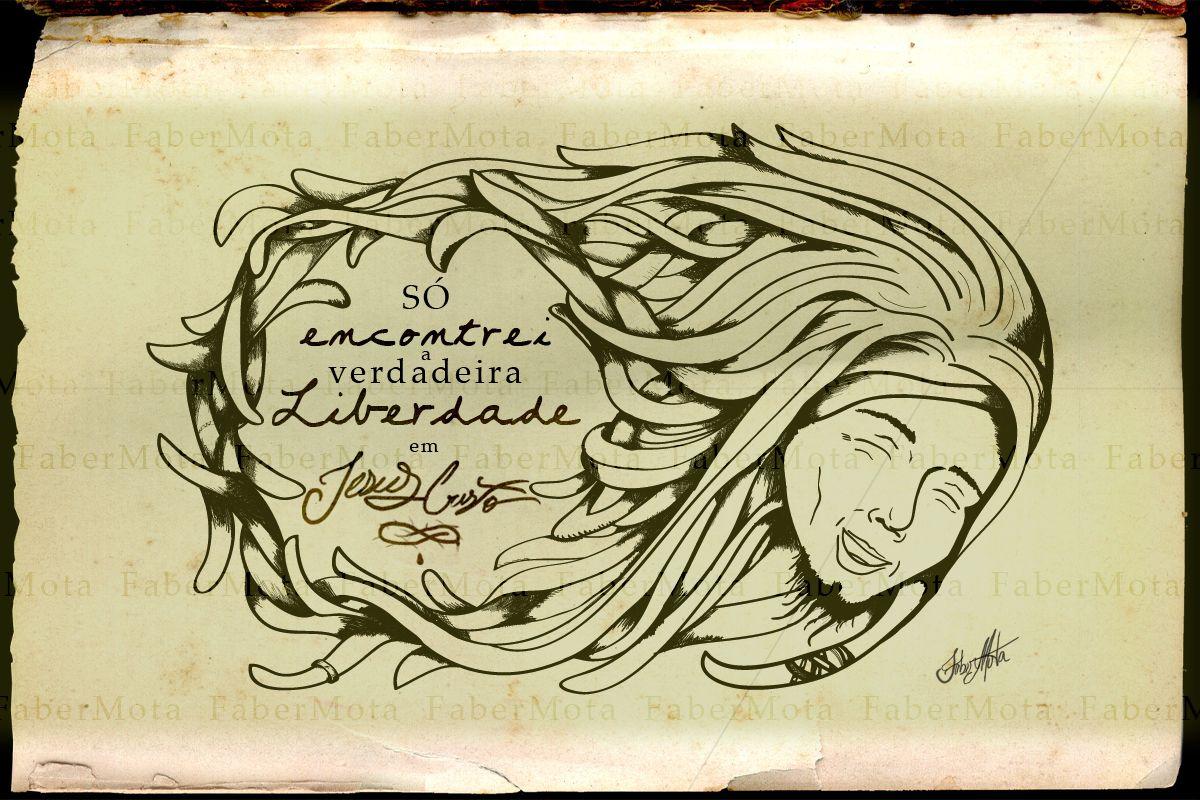 drawn Dreads FaberMota