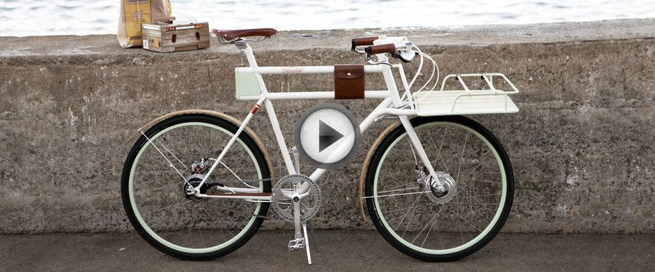 Beautiful Electric Bicycles Faraday Bicycles Electric Bicycle Electric Bike Electronic Bike