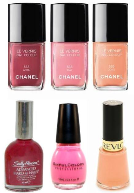 Nail Polish Dupes for Chanel April, May and June   ᎯᏇℰЅᎾℳℰ ℒᎾᏇ ...
