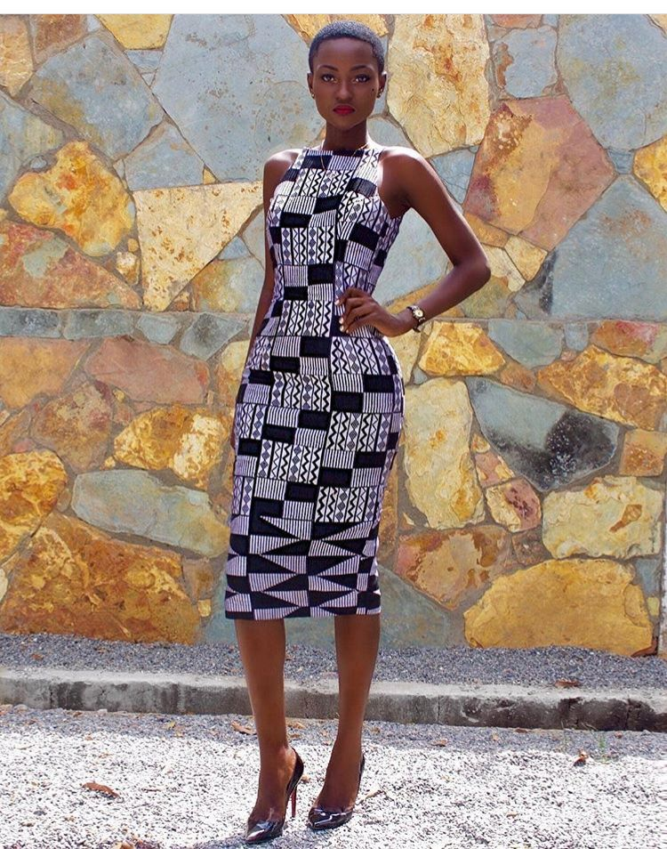b63947bfef45b Pin by nana ama benny wood on African fashion   Pinterest   Africans ...