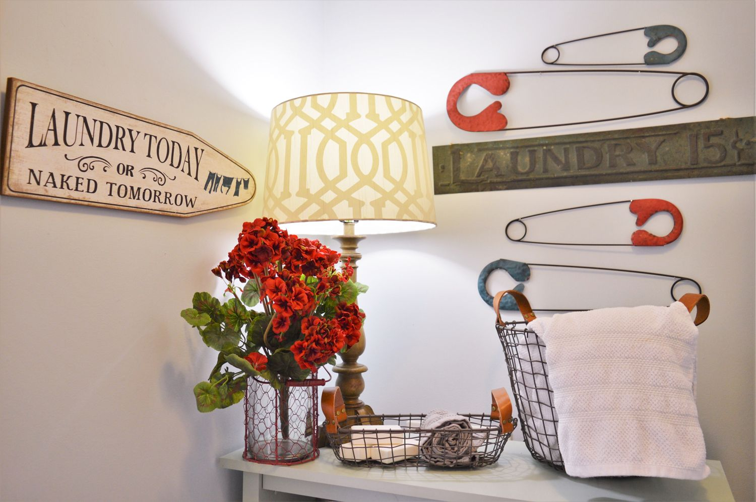 Nothing Says Laundry Room Decor More Than Our Take On The