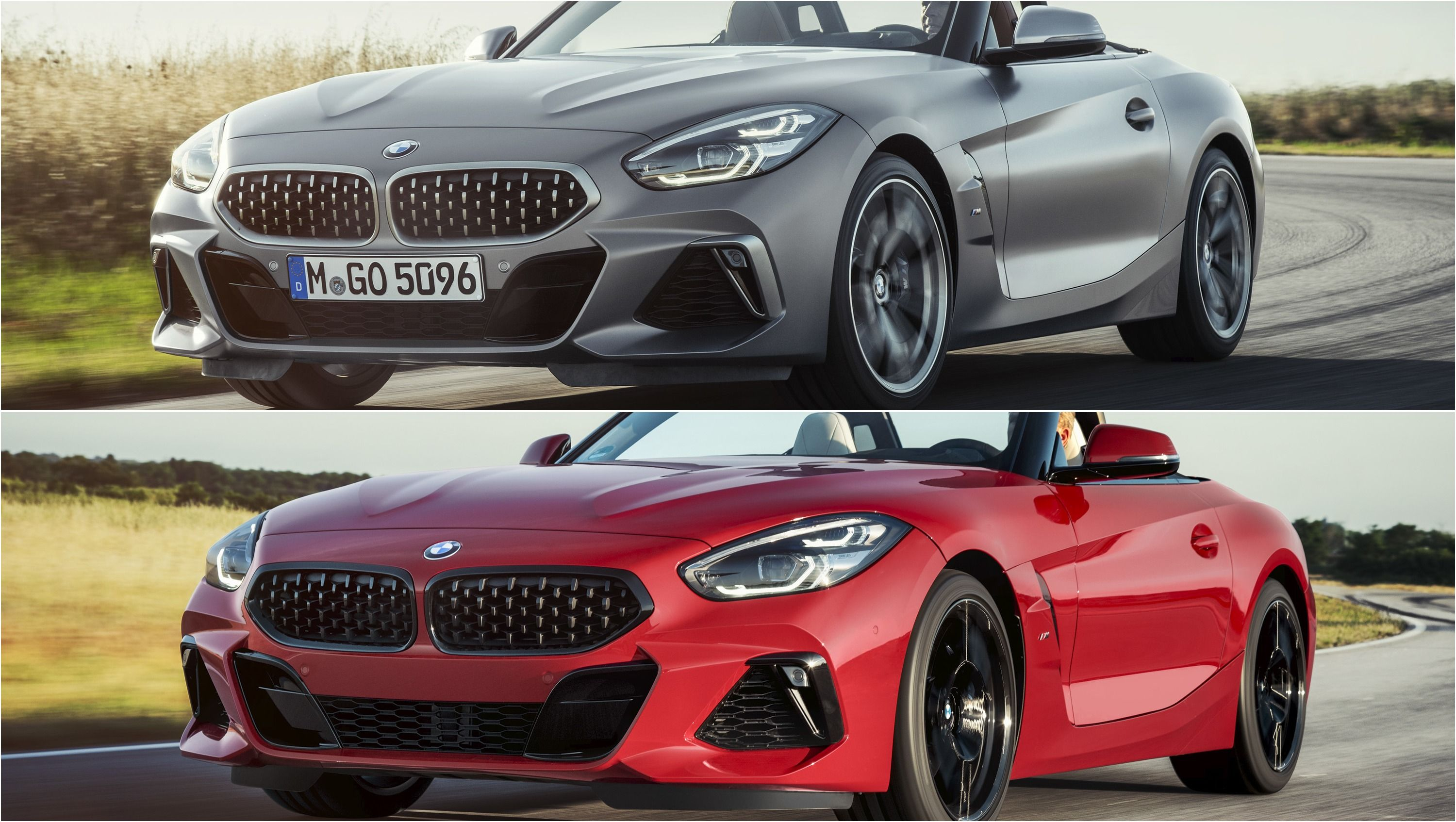 2020 Toyota Supra Vs 2019 Bmw Z4 Top Speed Bmw Z4 Bmw Toyota Supra