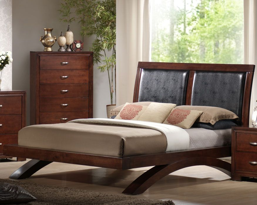 King Bed RV100-KB Raven, Furniture Factory Direct   Ideas for my ...