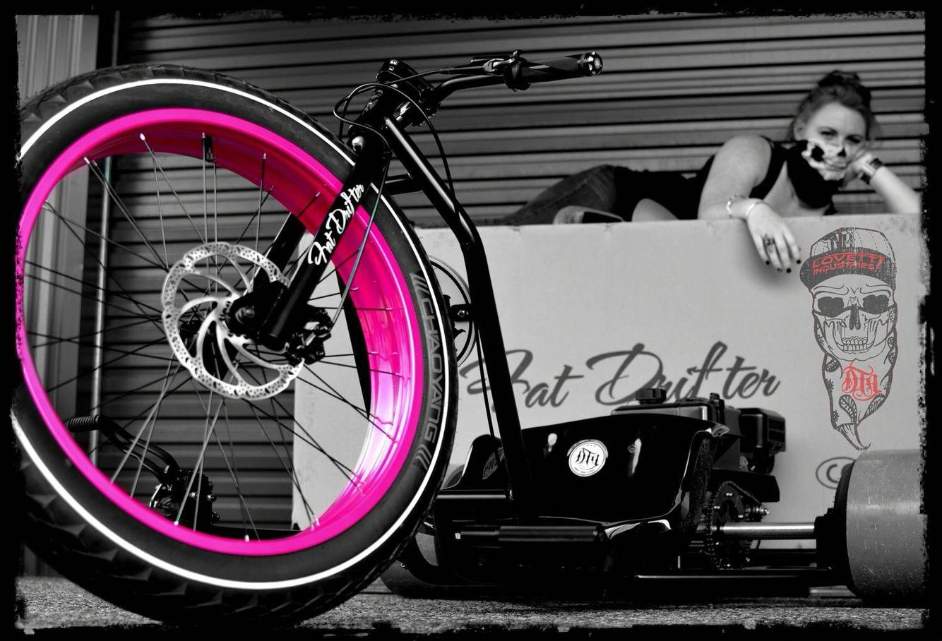 Phat Drift Trikes