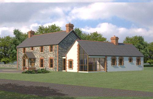 Paul Mcalister Architects The Barn Studio Portadown Northern Ireland Bespoke Houses House