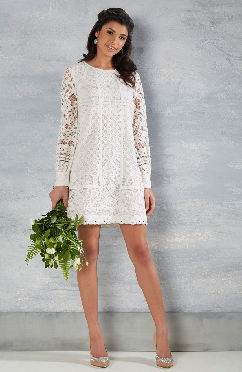 Dresses For Civil Wedding Ceremony Plus Size Check More At Http