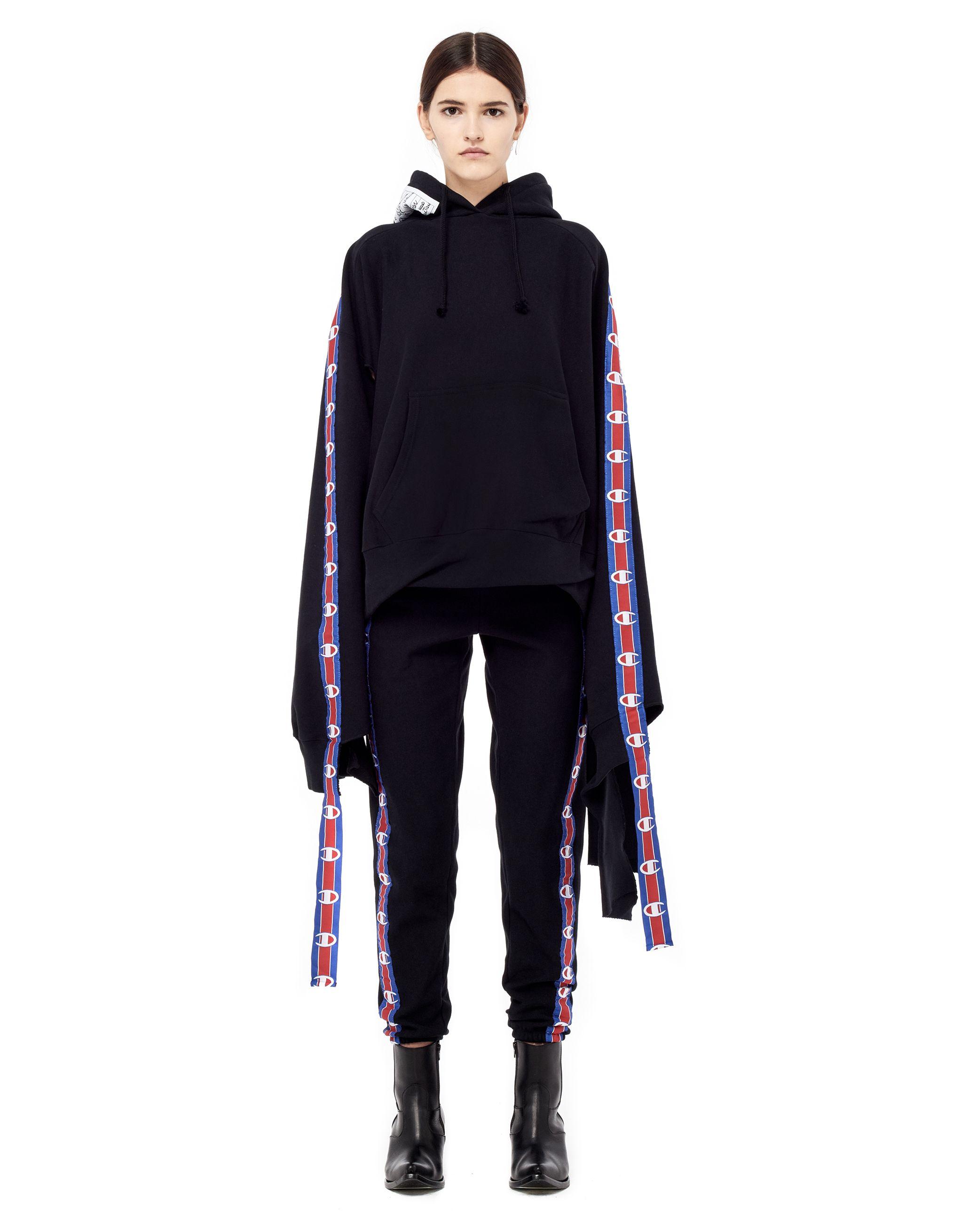 a08eca128a0965 Champion' hoodie by Vetements | Runway Fashion | Fashion, Trendy ...