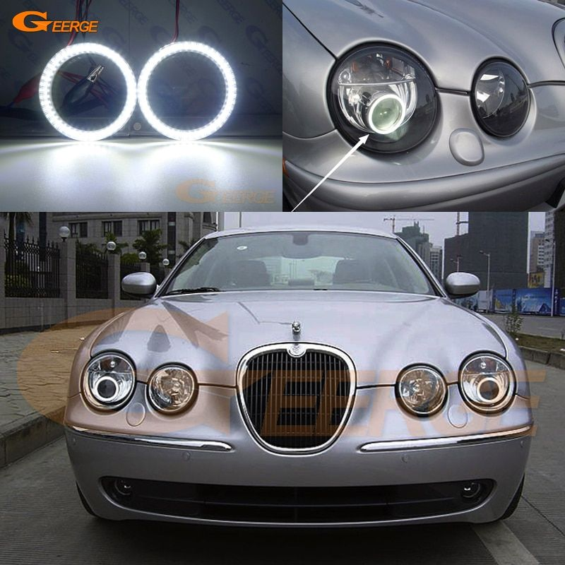 Cheap Eye Bmw Buy Quality Led Marker Angel Eyes Directly From China Led Light Eyes Suppliers For Jaguar S Type S Type 200 Jaguar S Type Led Angel Eyes Jaguar