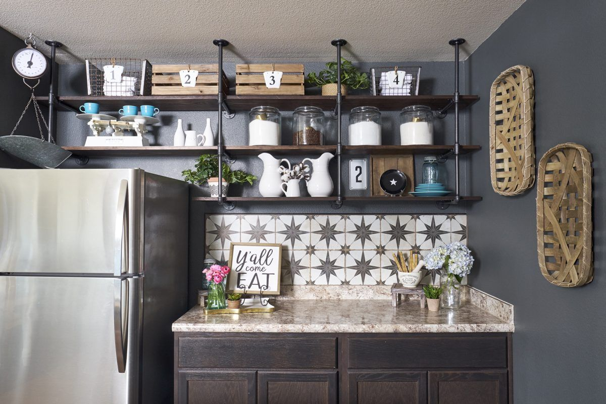 From Cookie Cutter To Farmhouse Fun With Images Interior