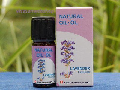 Vivasan Lavendelöl wirkt entzündungshemmend bei zahlreichen Hautproblemen, wie Ekzemen, Schuppenflechte usw. Es lindert Schmerzen und hilft bei emotionalen Störungen, Stress, Schlafstörungen und N