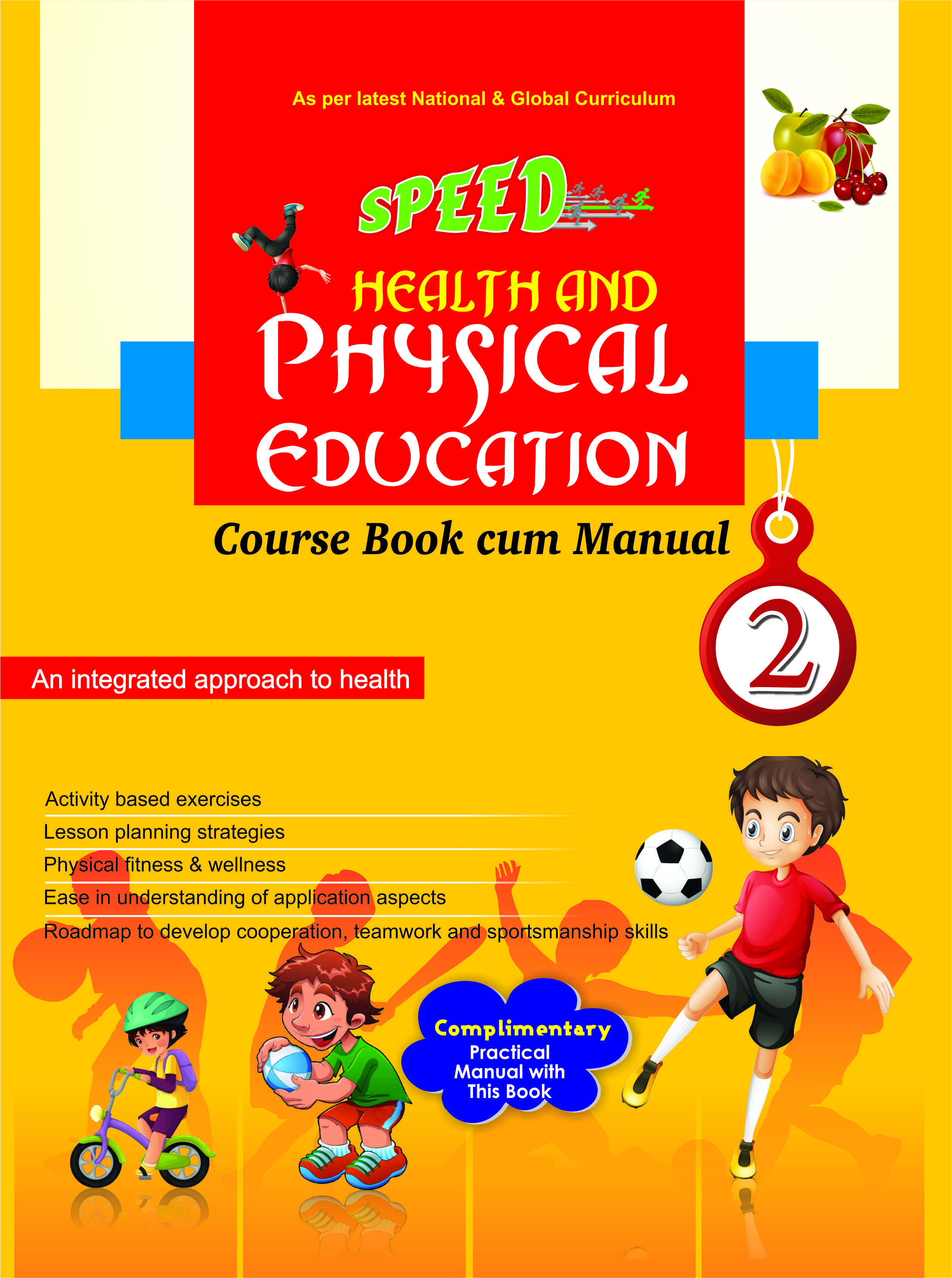 Speed Health & Physical Education For Class 2